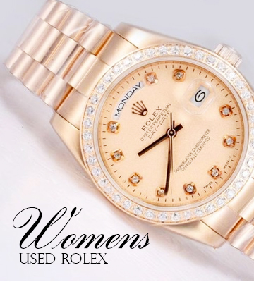 Second Hand Womens Rolex Watches