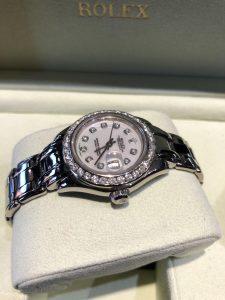 Vintage Rolex Datejust Pearlmaster